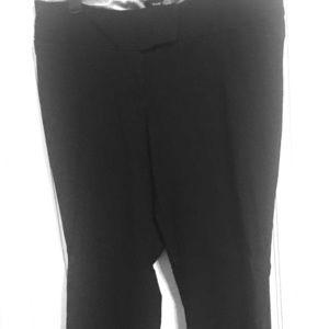 TORRID Black Trouser Pants, Size 16!